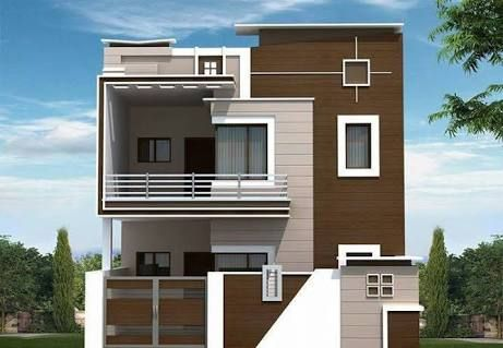Image Result For Modern Independent Houses Small House Elevation