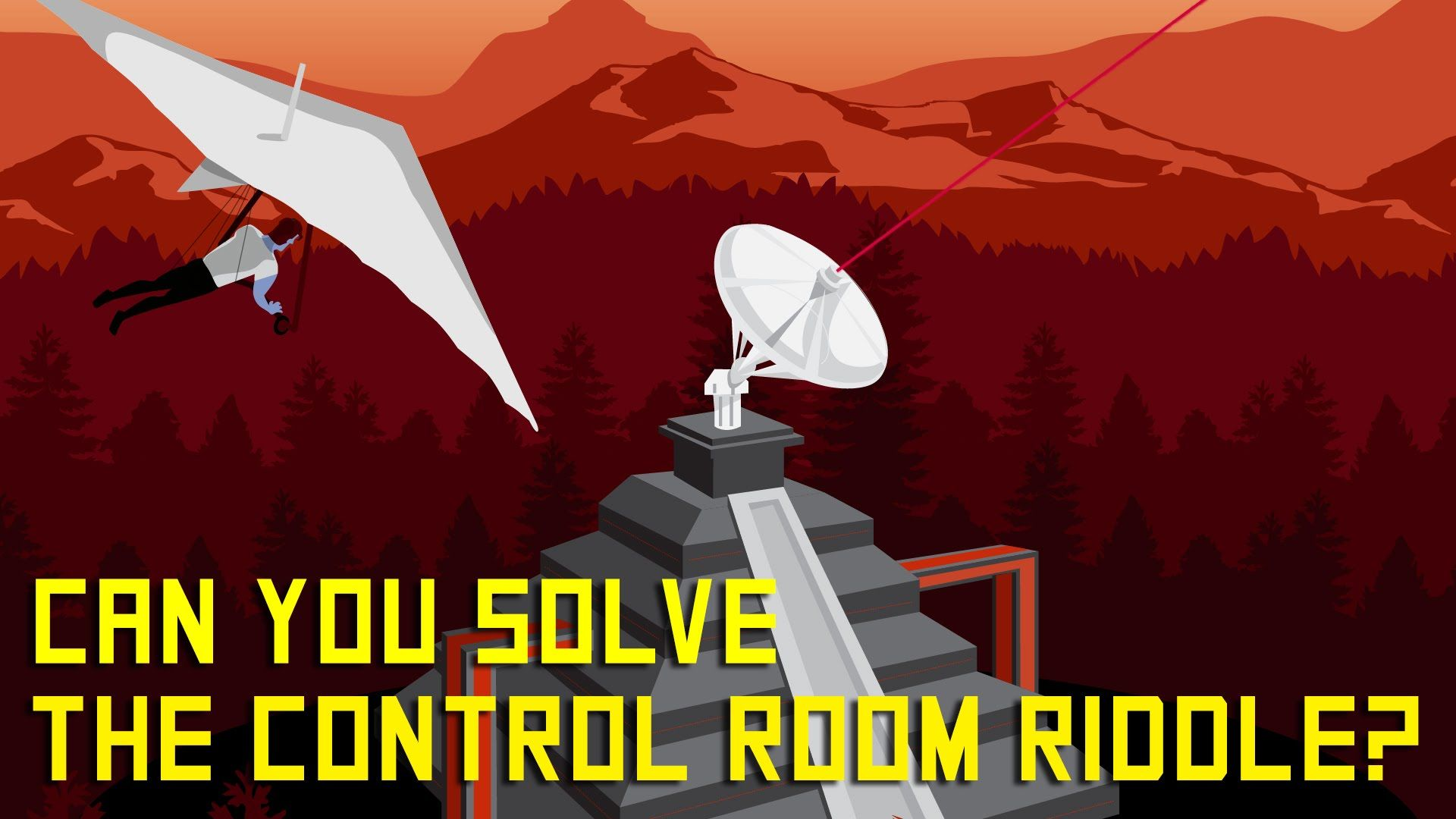 Can You Solve The Control Room Riddle