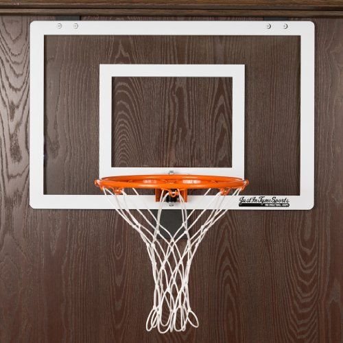 Basketball hoop & Door Mounted Mini Basketball Hoop - Mini Pro Elite Hoop Set ...