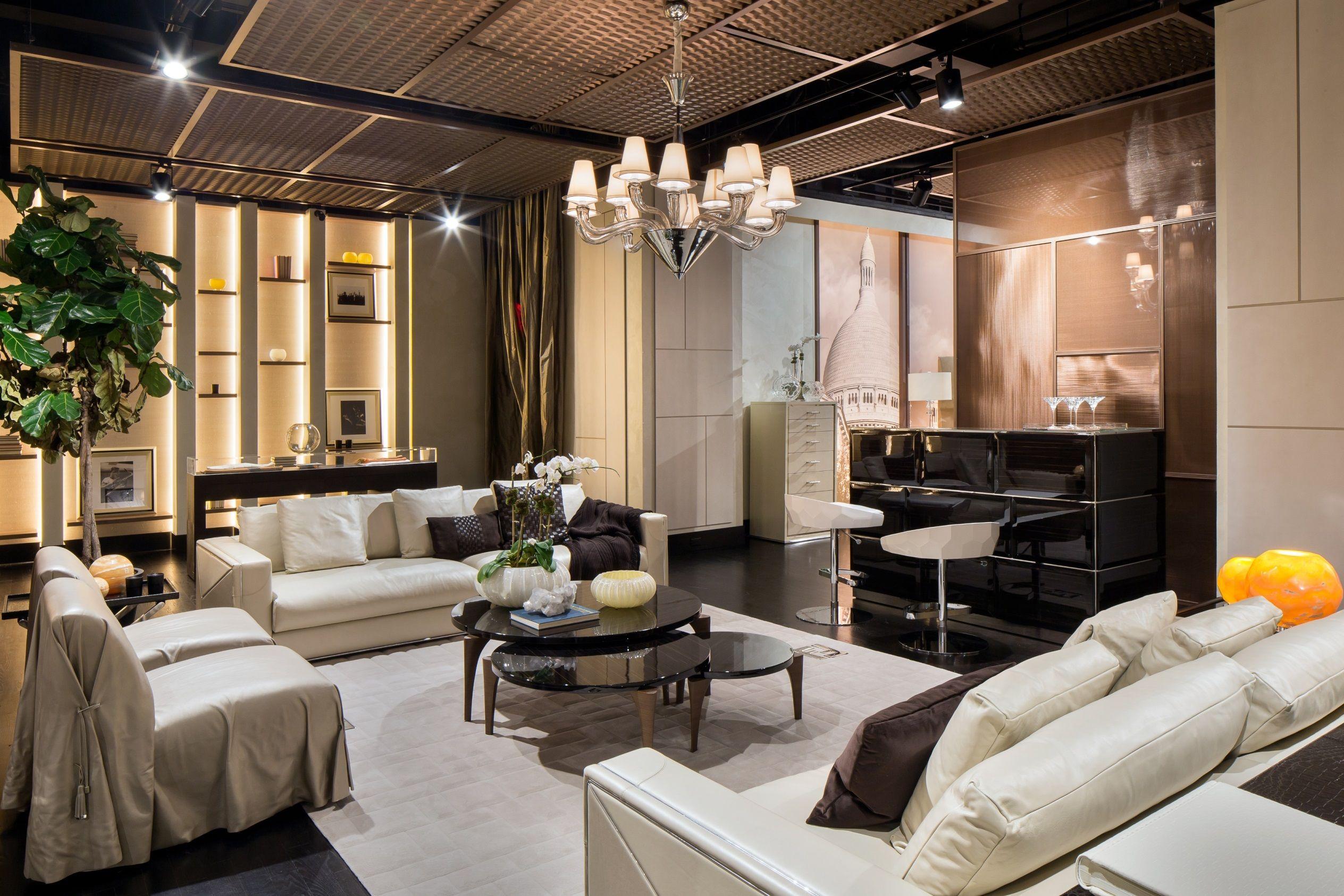 Fendi Casau0027s Showroom In New York City
