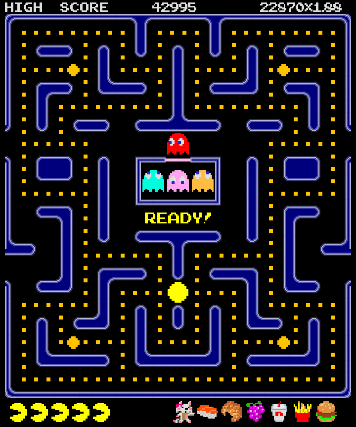 searching and learning in pacman The pac-man projects  instead, they teach foundational ai concepts, such as informed state-space search, probabilistic inference, and reinforcement learning these.