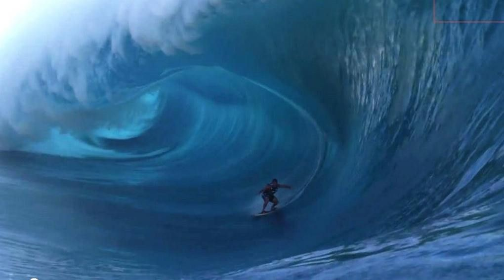 Biggest waves in the world ever ridden