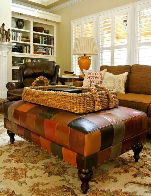 Coffee Table You Can Put Your Feet