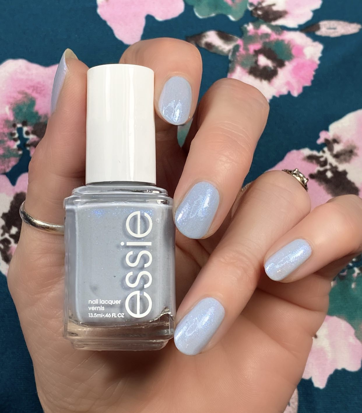 Essie Spring 2020 In 2020 With Images Nail Polish Essie Blue