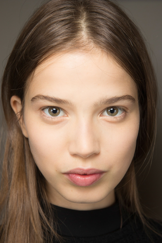 Spring/Summer 2017 Backstage Beauty Beauty, Makeup