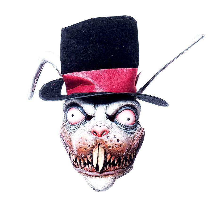Wicked White Rabbit Mask   Scary Masks   Pinterest   Costumes ...