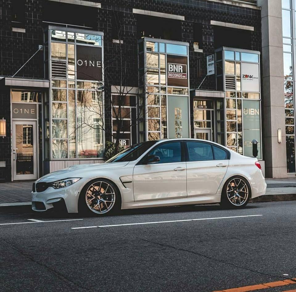 #BMW #F80 #M3 #Sedan
