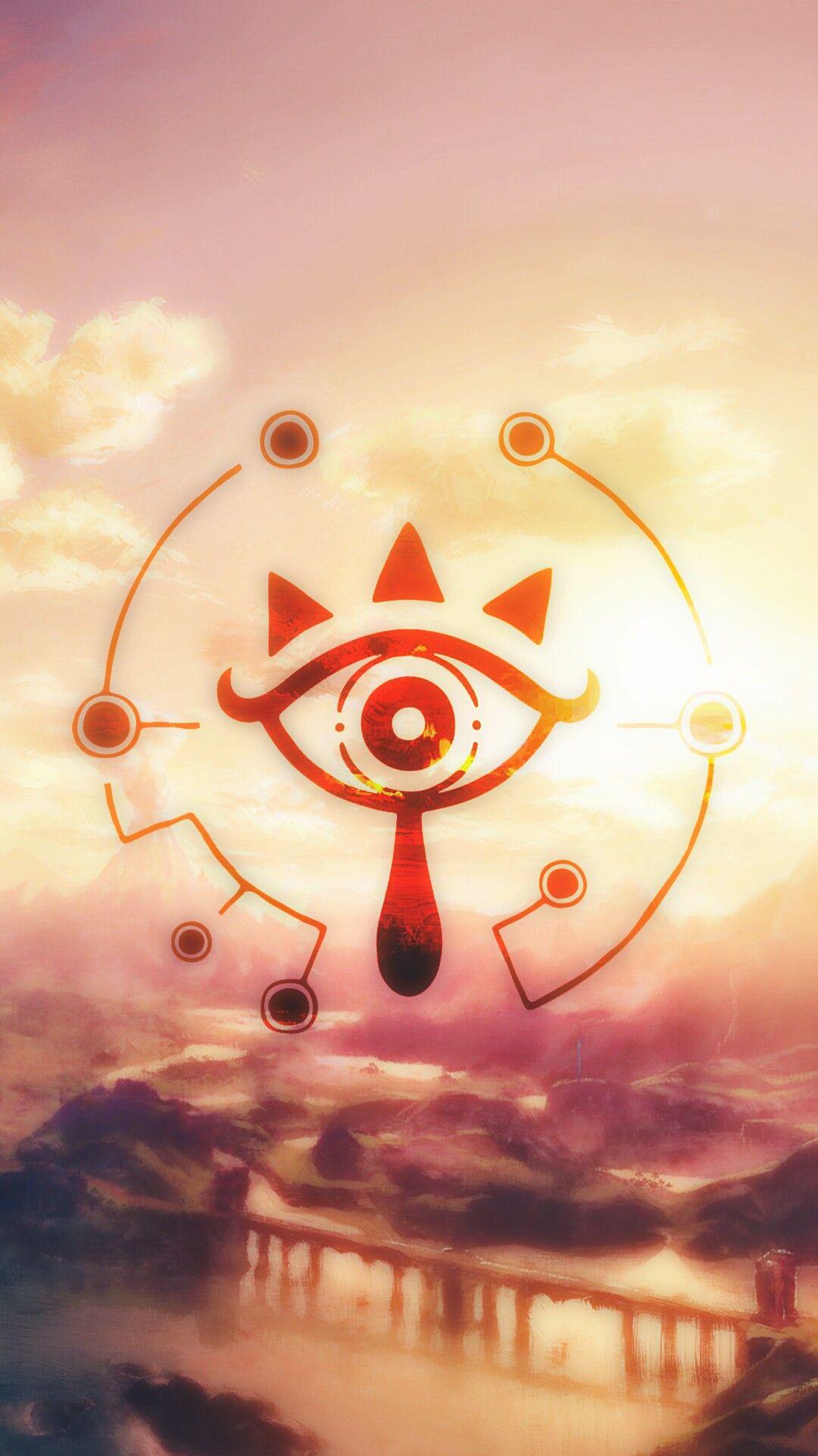 Zelda iphone wallpaper tumblr - The Legend Of Zelda Sheikah