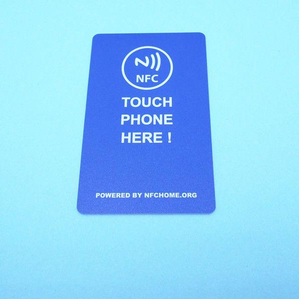 Nfc Business Card 8k Big Memory Create Your Own Nfc Business Card Work With Samsung S4 Nexus 5 Nexus4 10 All Nfc Device Nexus Nfc Cards