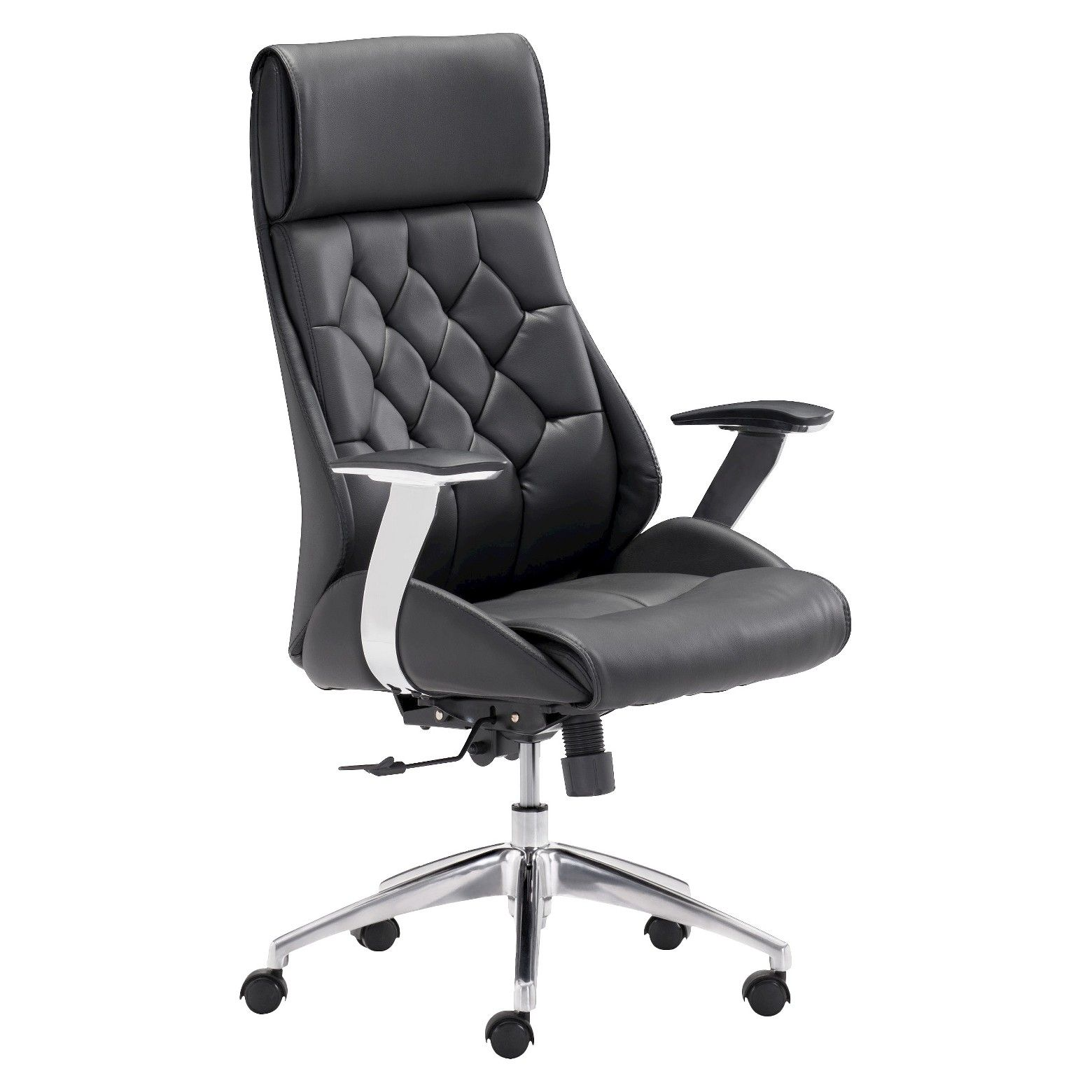 ZUO Boutique Office Chair  Modern office chair, Black office
