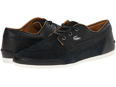 lacoste misano boat  mens casual dress shoes dress shoes