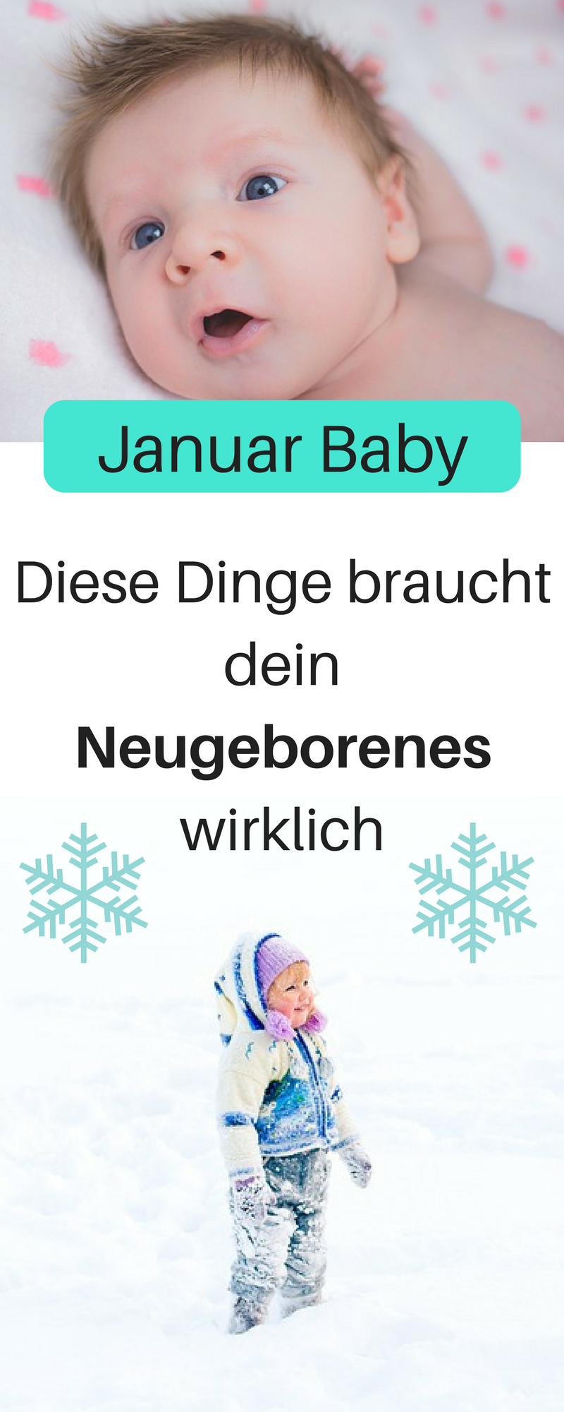 Baby Stands for Winter Babies – 13 + 1 Important Things ☃ ☃