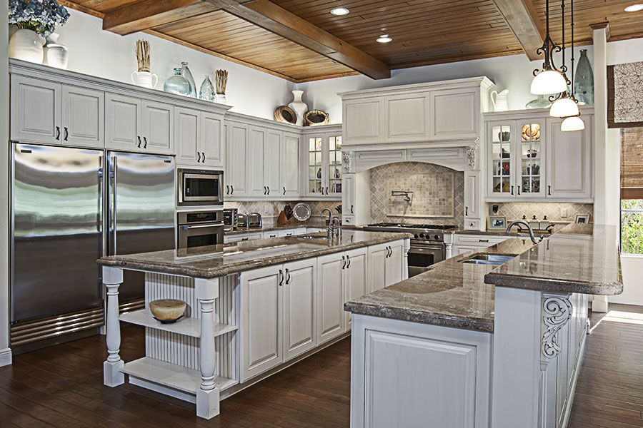 7 Spectacular Kitchen Staging Ideas Photos: Spectacular Custom Built Mracheck Home In Exclusive Heron