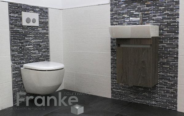 Pin von Franke Raumwert auf Das kleine Gäste WC in 2019 | Badezimmer ...