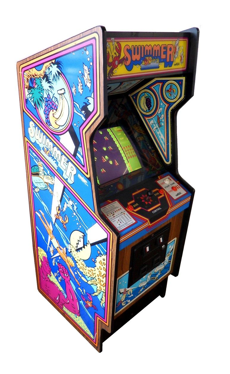 Vintage Arcade Games Pinball For Sale And Rent Arcade
