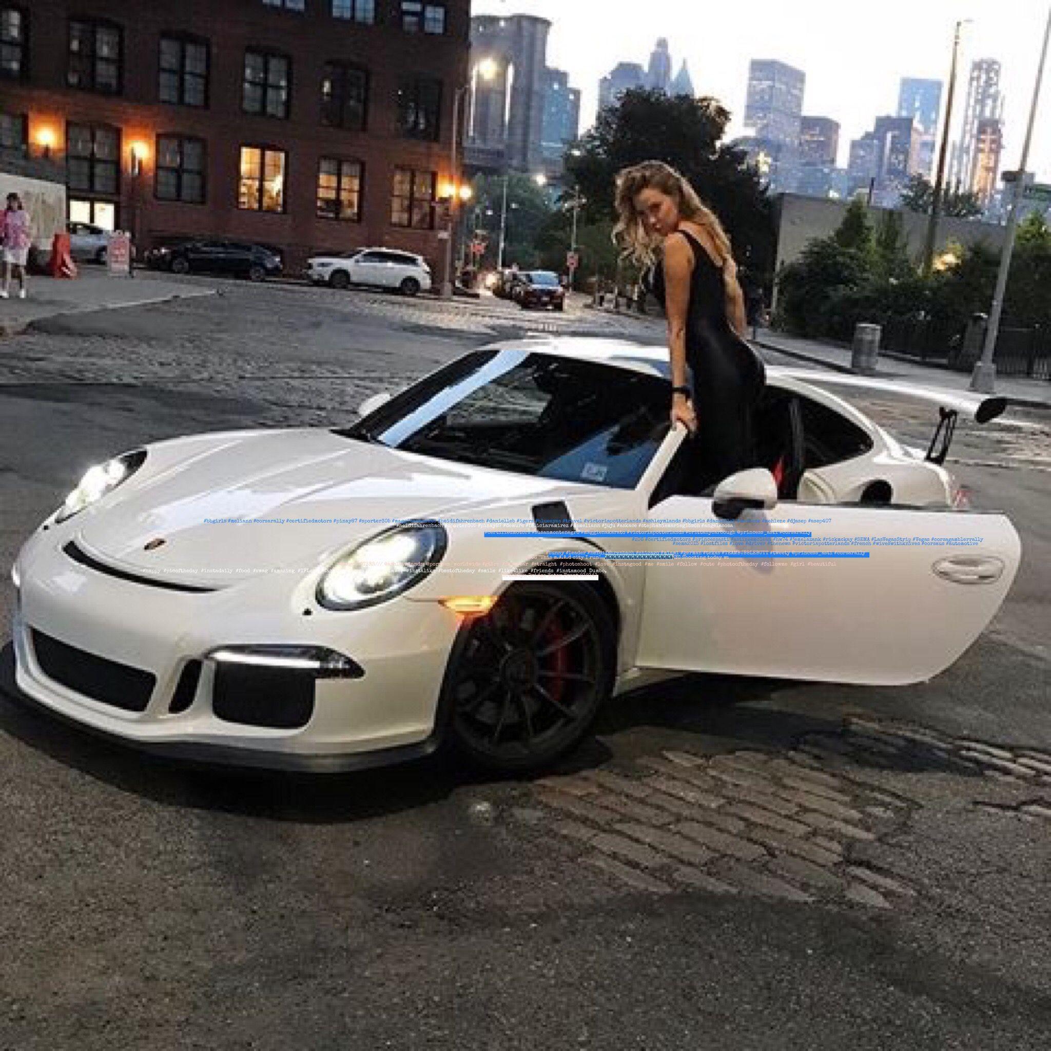 Current Porsche Models: NYC Shooting Today W: @hagop GT3RS/// @ashleymlands