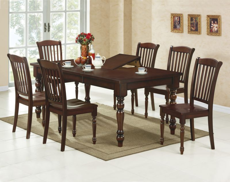 369 99 Crown Mark Willard Dining Table 2084t This Price Is For