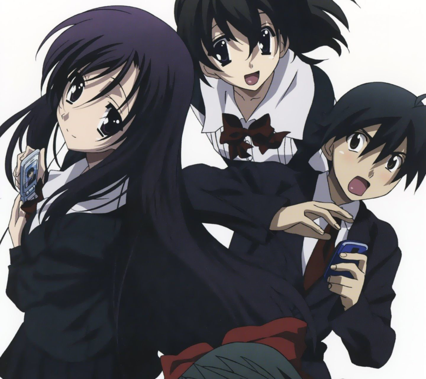 Everything you like Anime Review School Days Tragico