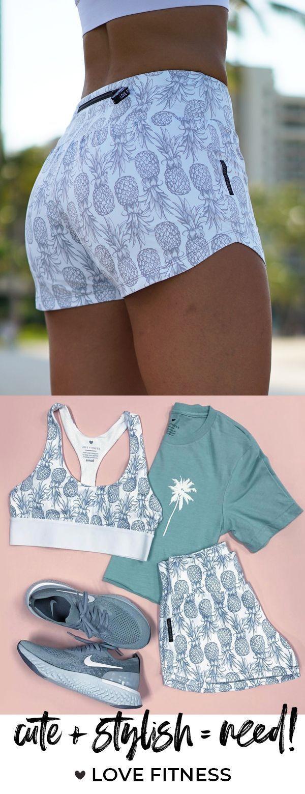 Love Fitness Apparel: Aloha Inspired Fitness Apparel - Hawaii, USA -   18 fitness Clothes loose ideas