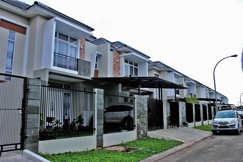 rumah komplek, Jakarta Garden City Rumah