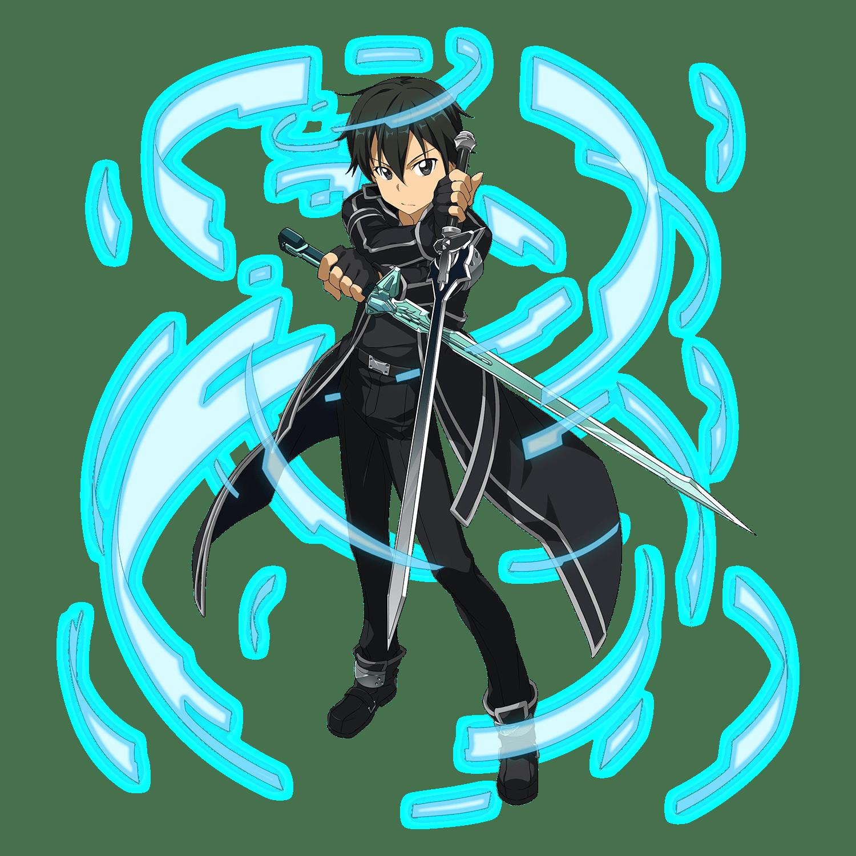 Character Artworks S.A.O. Sword art online kirito