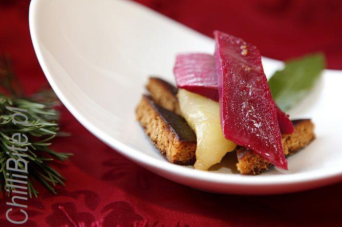 Chillibite Czerwone Sledzie Na Pierniku Wysmienite Food Delicious Cooking