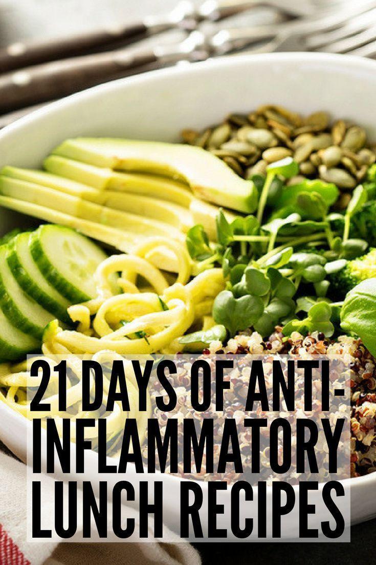 Photo of 21 Tage entzündungshemmende Diät zur Entgiftung und Reduzierung von Entzündungen
