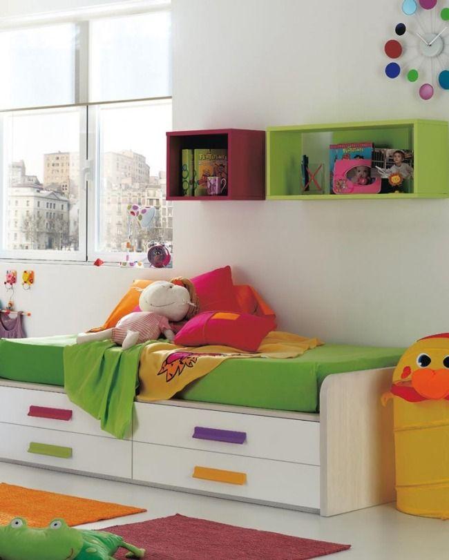 diverse farben tiermotive wohnideen kinderzimmer universal | deco, Hause deko
