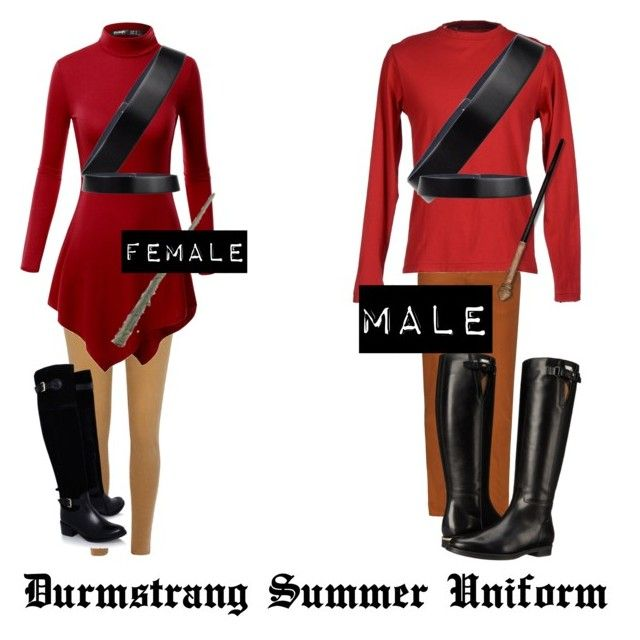 Designer Clothes Shoes Bags For Women Ssense Summer Uniform Fandom Outfits Clothes Design #durmstrang once had the darkest reputation of all 11 wizarding schools, though this was never durmstrang, which has turned out many truly great witches and wizards, has previously fallen under. fandom outfits