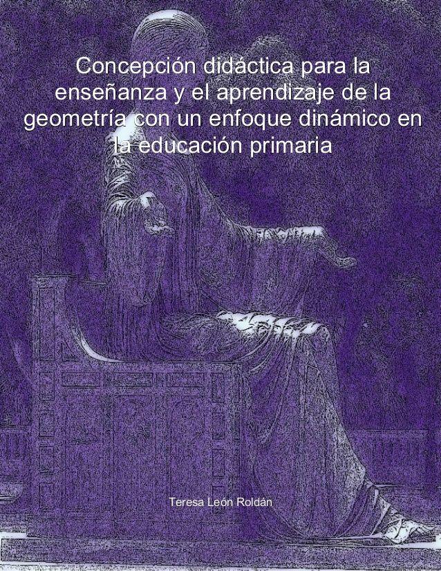 Concepción didáctica para laConcepción didáctica para la enseñanza y el aprendizaje de laenseñanza y el aprendizaje de la ...