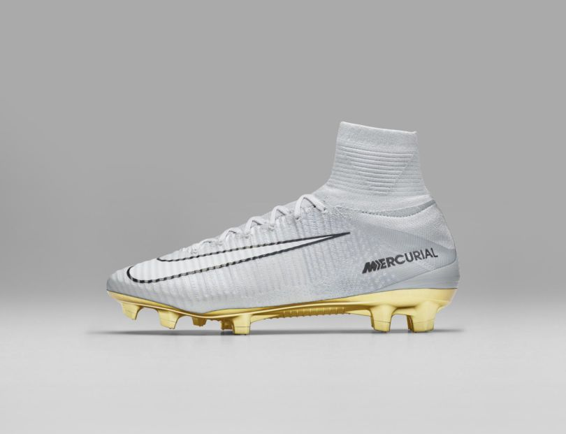 new styles 92f83 2d214 Super-Limited Edition Nike Mercurial Superfly CR7 for ...