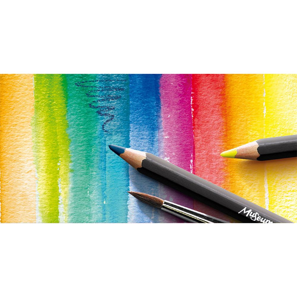 Museum Aquarelle Pencils Jerrysartarama Com Watercolor