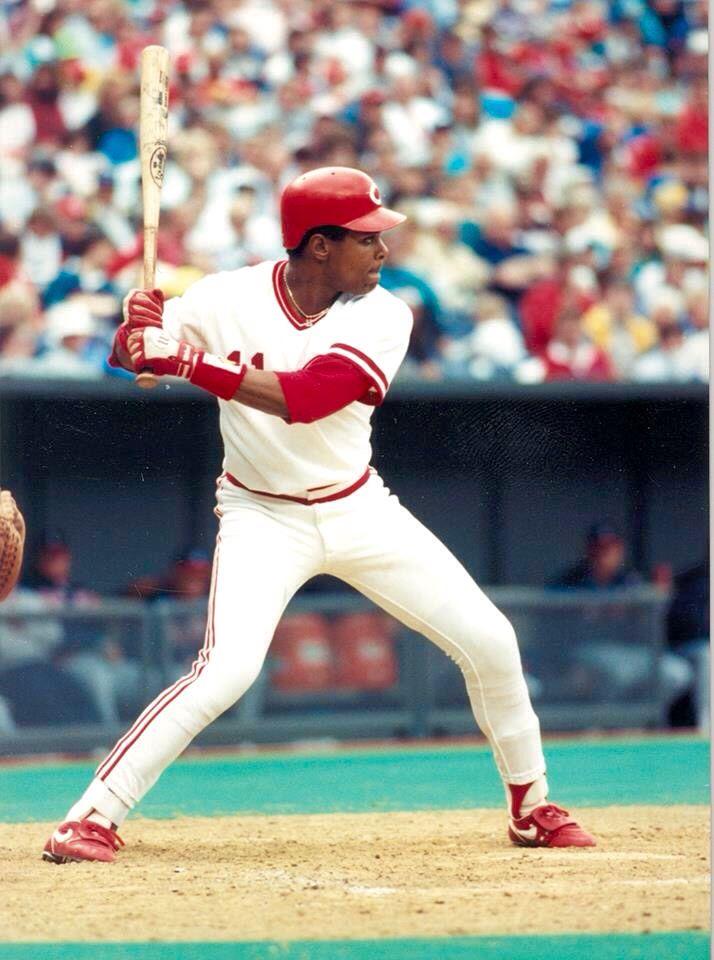 Barry Larkin 1996 | Cincinnati Reds | Reds baseball