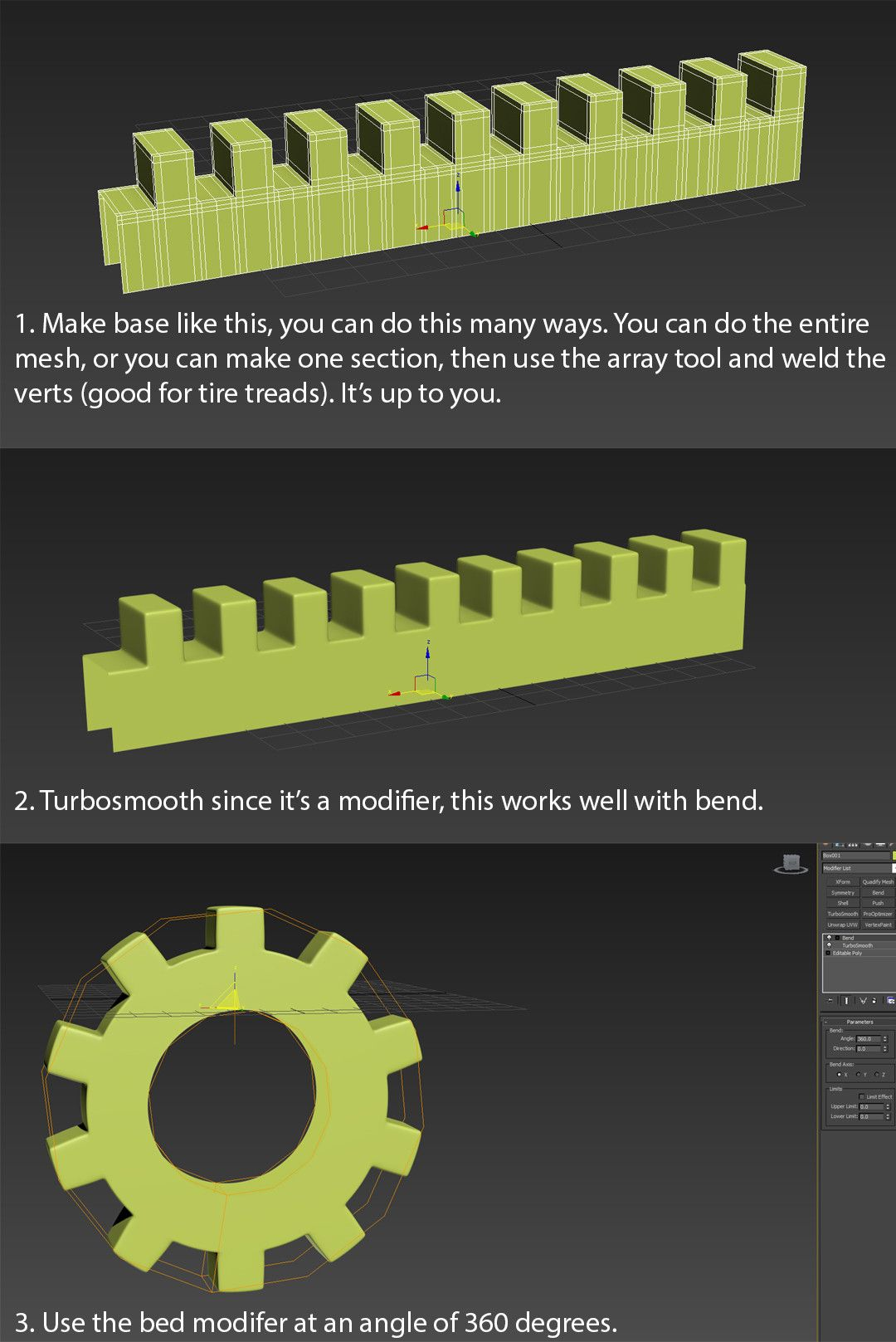 FAQ: How u model dem shapes? Hands-on mini-tuts for mechanical sub-d AKA ADD MORE GEO - Page 105 - Polycount Forum