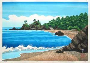 Katsura Hama By Masao Ido