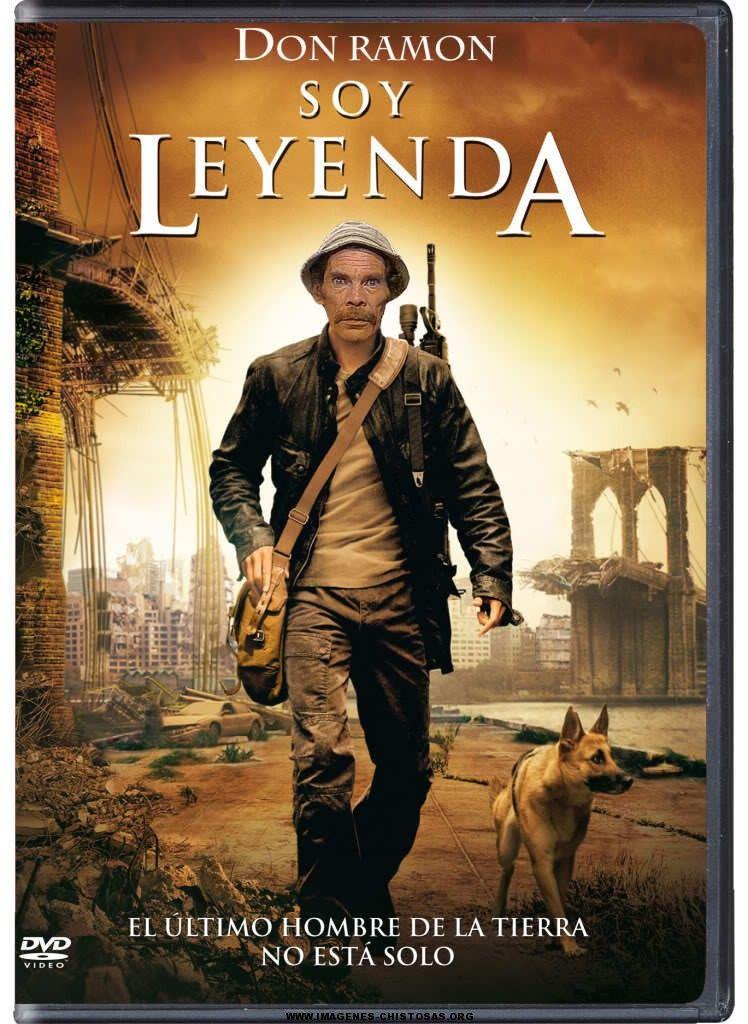 Imagen Chistosas I Am Legend Great Movies Love Movie