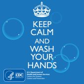Did you know that keeping hands clean is one of the best ways to prevent the spread of infection and illness? Download and share this poster (in English or Spanish) to celebrate National Handwashing Awareness Week! http://go.usa.gov/W7vw