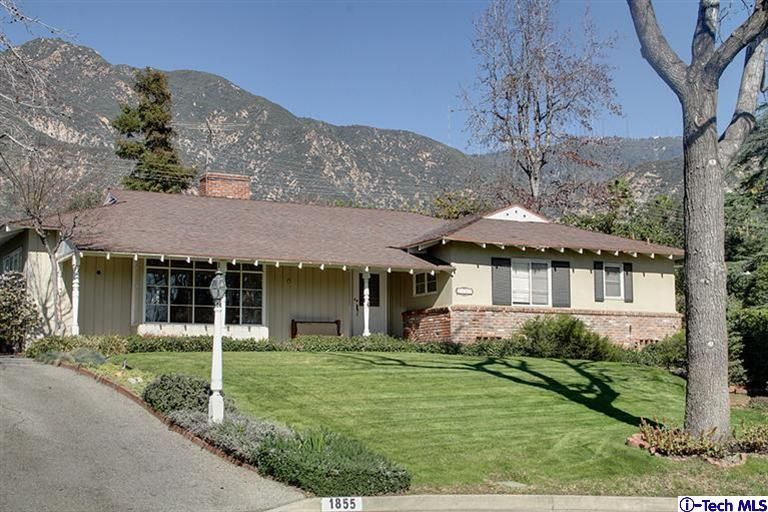 1950 California Ranch Style Houses