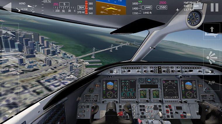 Игра симулятор пассажирского самолета скачать торрент