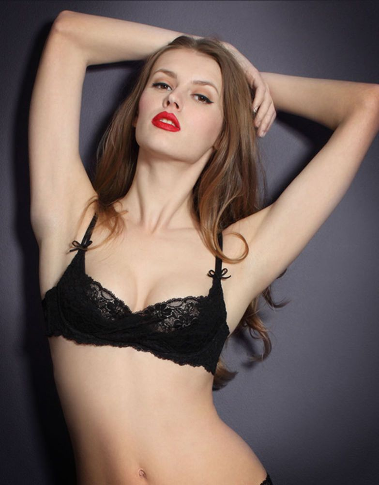 b775b715f3808 Agent Provocateur Black Margot Bra - Various Sizes - Free UK Postage ...