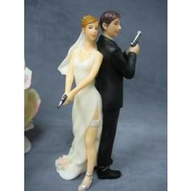 Mission Impossible Cake Topper