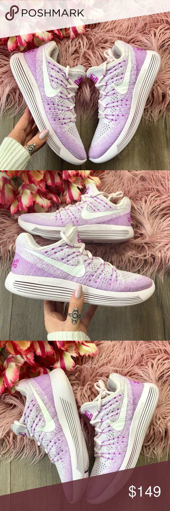ec5411f4bd NWT Nike lunarepic low Flyknit 2 IWD rare limited Brand new with box ...
