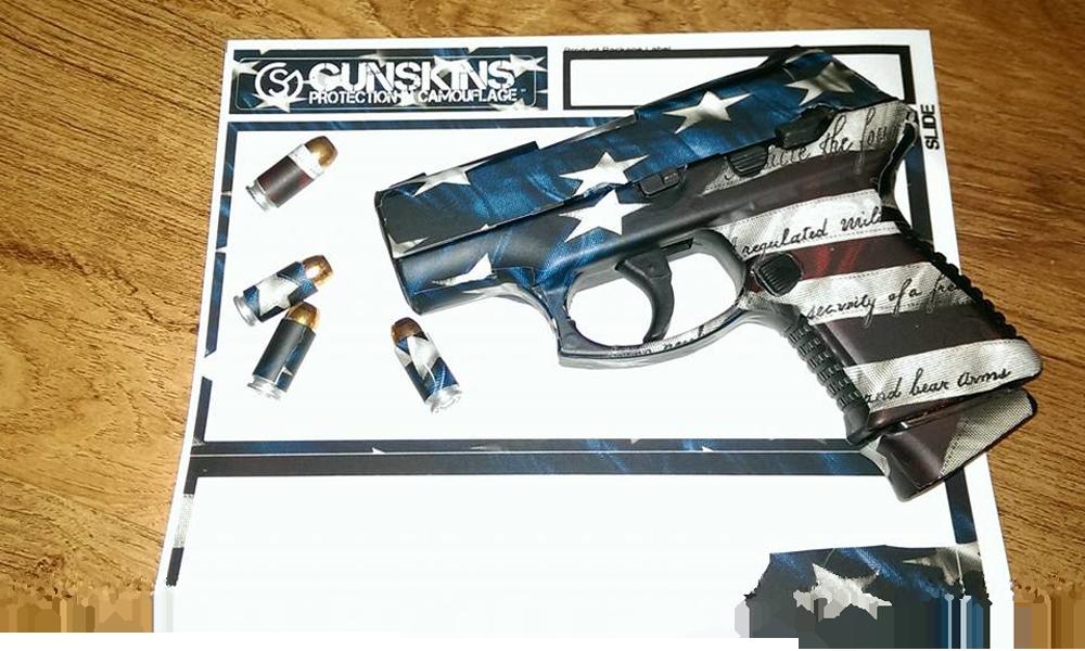 Product Feature Pistol Skin Camouflage Kit Pistol Hand Guns Camouflage