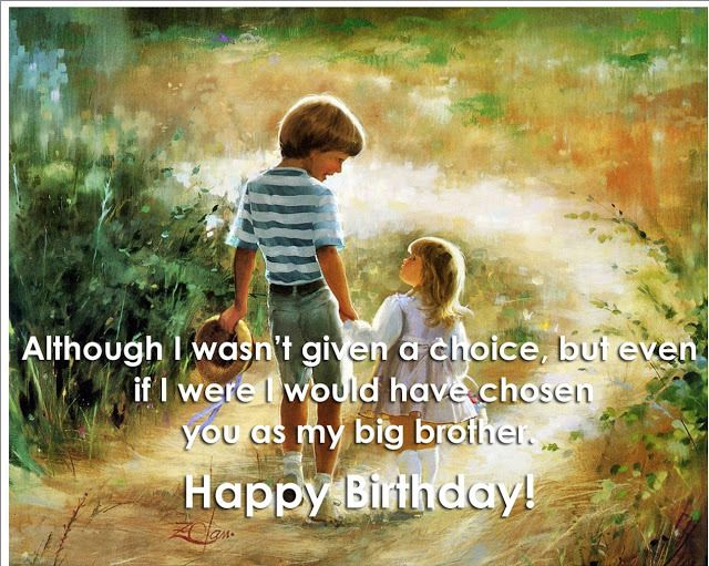 Funny Birthday Quotes For Sister From Brother
