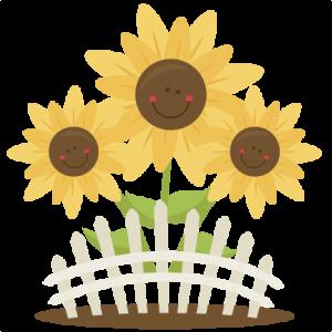Sunflower Group SVG Scrapbook Title Cutting Files For Scrapbooking Fall Svg Cut Cricut Cute Free Cuts
