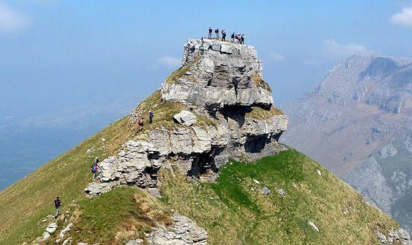 KM Vertical El Mosquiteru - Turismo de Cantabria - Portal Oficial de Turismo de Cantabria - Cantabria - España