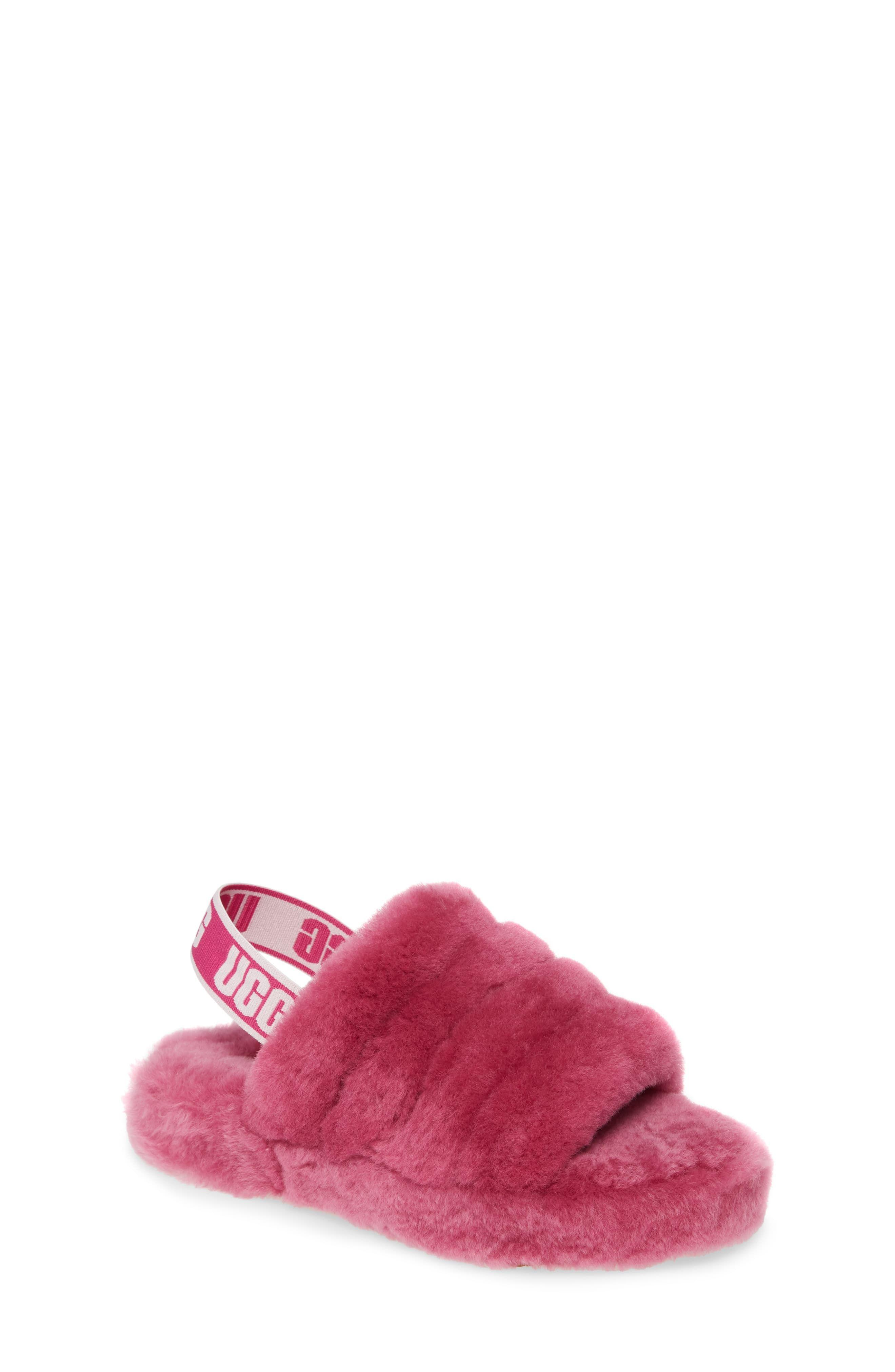 UGG® Fluff Yeah Slide Sandal (Walker