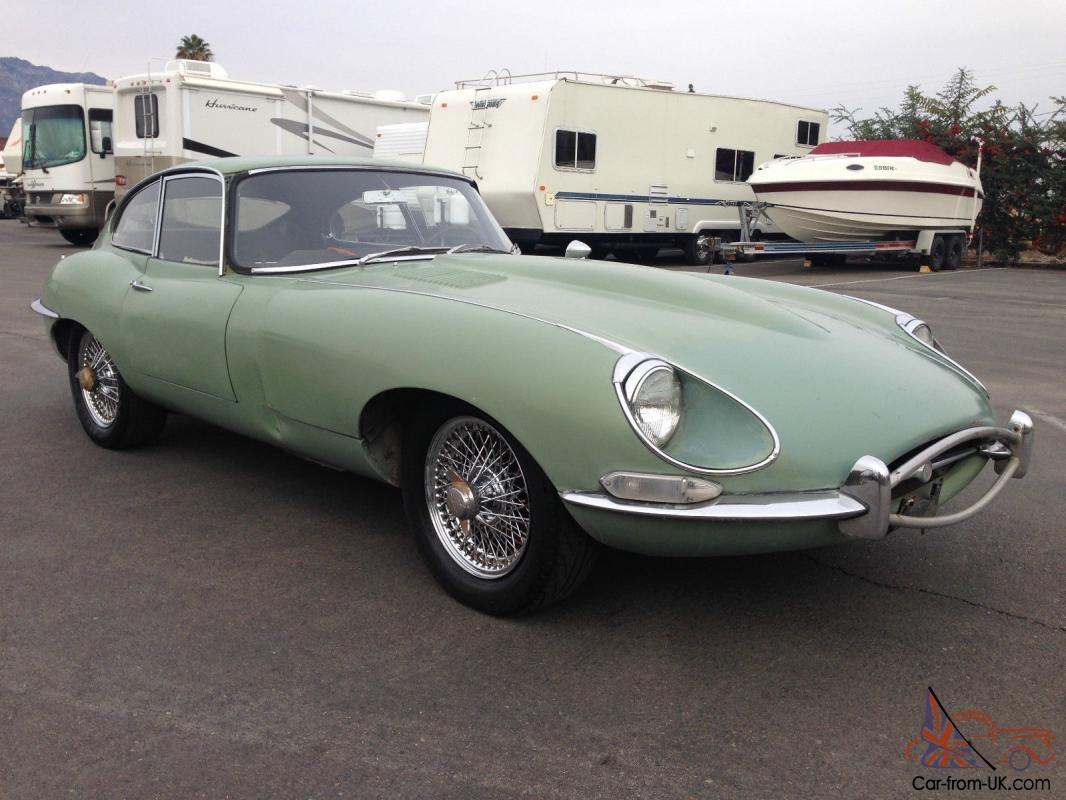 Jaguar E Type 4 2 Fhc Jaguar E Type Jaguar Type Jaguar Car