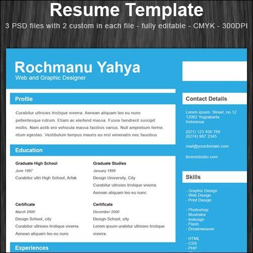 35  best cv and r u00e9sum u00e9 templates