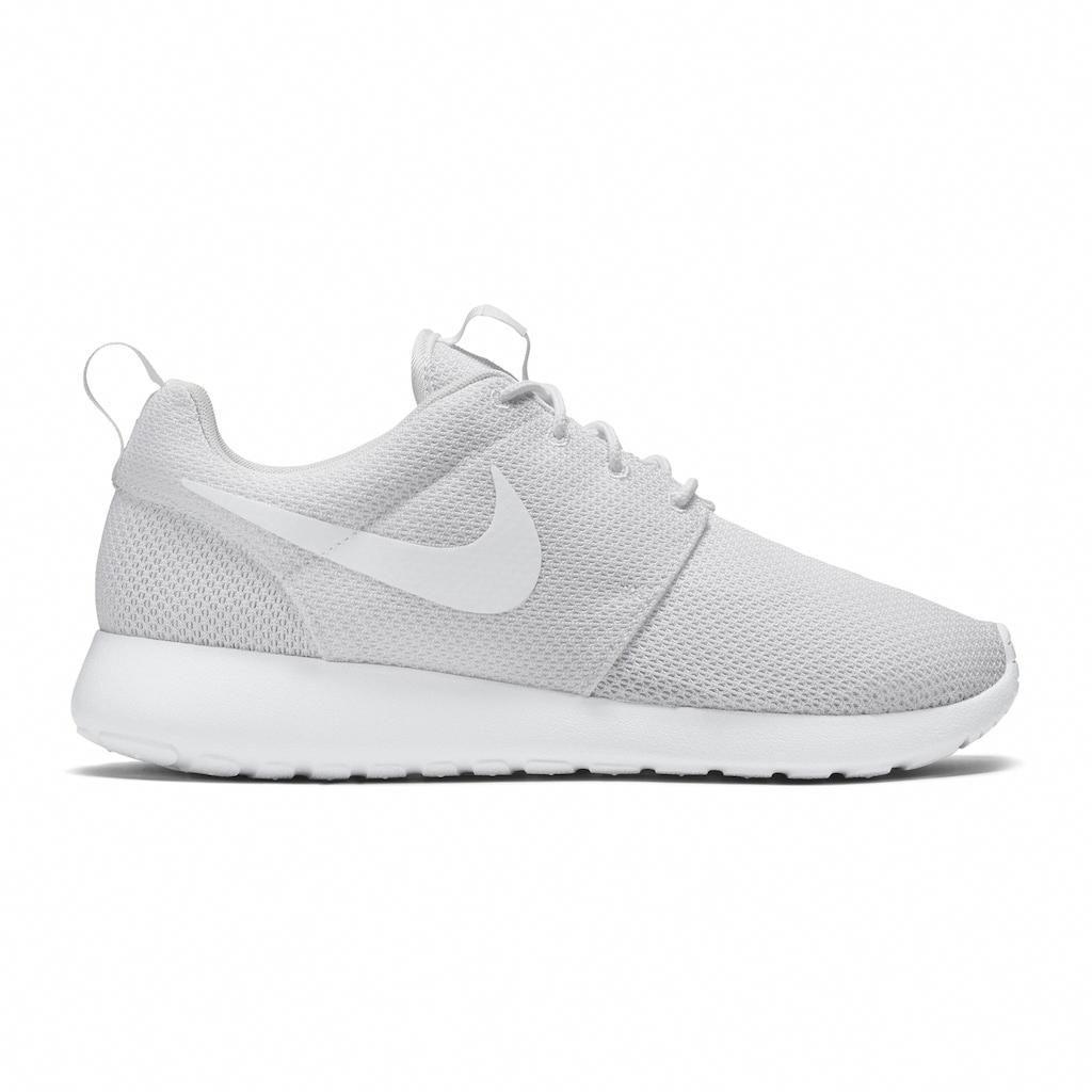 Nike Roshe One Men S Sneakers Size 10 5 White Mensfashionsneakers White Sneakers Nike Nike Shoes Size Chart Sneakers Men